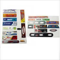 Name palet stickers