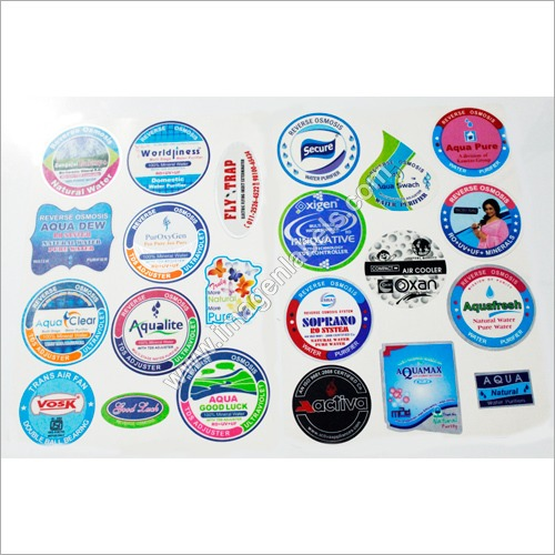 Poly Vinyl Labels