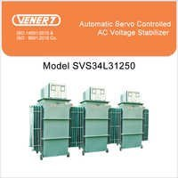 1250kva Automatic Servo Controlled Oil Cooled Voltage Stabilizer