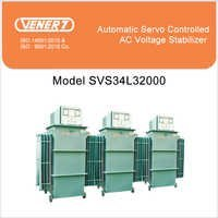 2000kVA Automatic Servo Controlled Oil Cooled Voltage Stabilizer