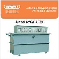 30kVA Automatic Servo Controlled Oil Cooled Voltage Stabilizer