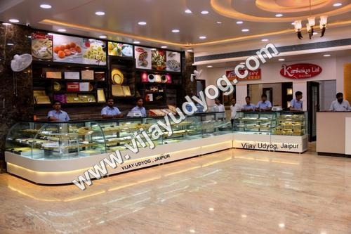 Food Display Counters