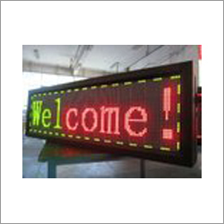 Dual Color LED Display Board