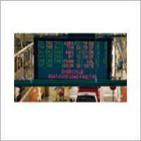 Industrial LED Display Board