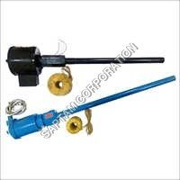 Oil Spray Burner Gun And Burner Rod