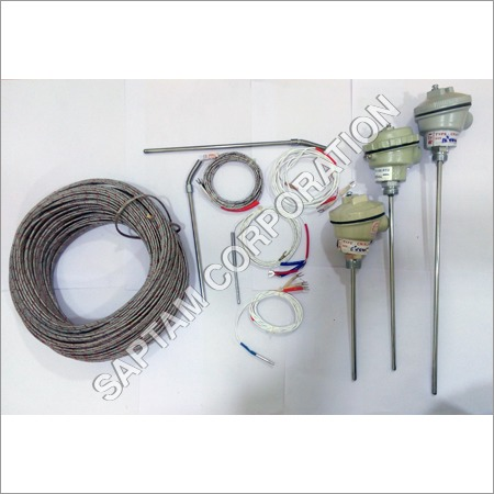 Thermocouple And Temperature Sensors