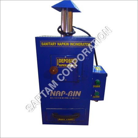 Sanitary Napkin Incinerator