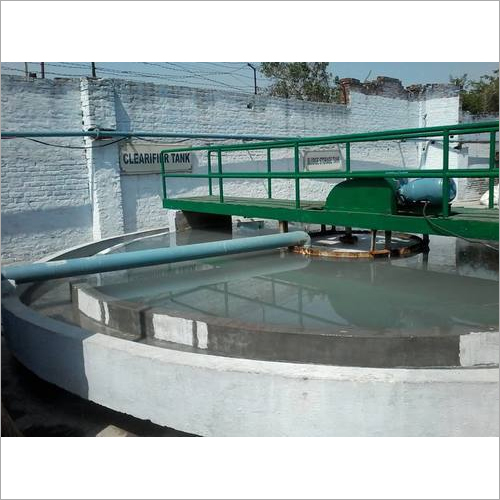 Central Drive Clarifier Mechanism