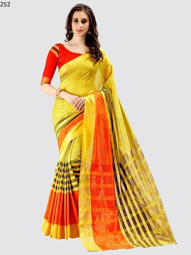 Deigner Cottons Saree