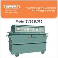 75kVA Automatic Servo Controlled Oil Cooled Voltage Stabilizer