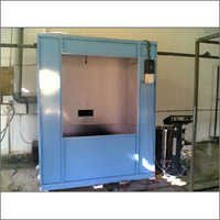 Commercial Powder Booth