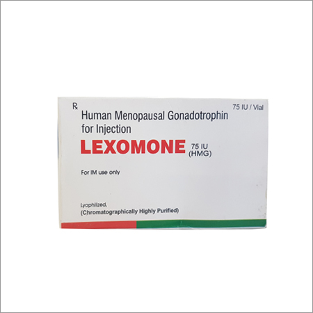 Human Menopausal Gonadotrophin Injection