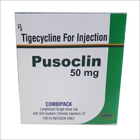 Liquid Tigecycline Injection 50Mg