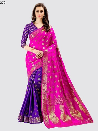 Women Cotton Saree
