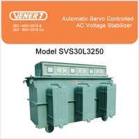 250kVA Automatic Servo Controlled Oil Cooled Voltage Stabilizer
