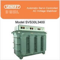 400kVA Automatic Servo Controlled Oil Cooled Voltage Stabilizer