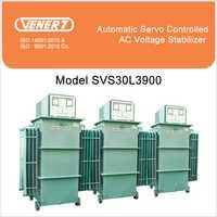 900kVA Automatic Servo Controlled Oil Cooled Voltage Stabilizer