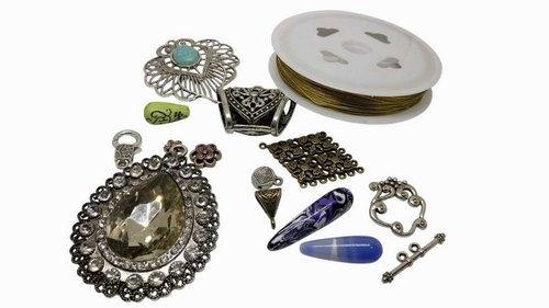 Imitation Jewellery Raw Materials