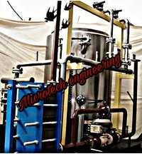 DOUBLE SECTION MILLER CHILLER