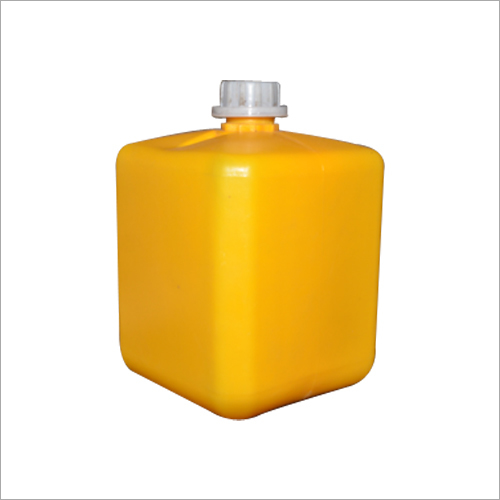 Domino Yellow Plastic Ink Bottle