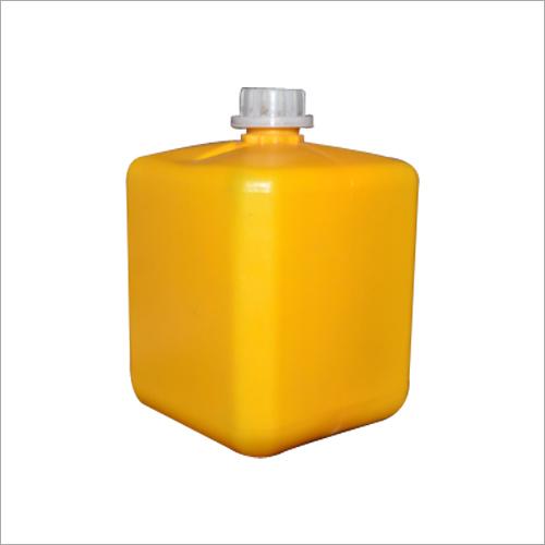 Domino Yellow Plastic Ink Bottle