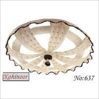 Cream Ceiling Shamiyana
