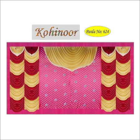 Pink Tent Sidewall