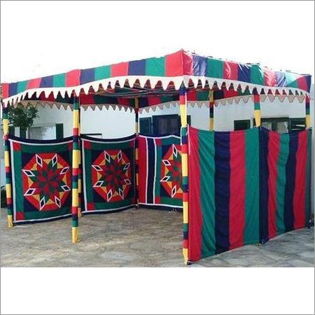 Cotton Shamiyana Tent
