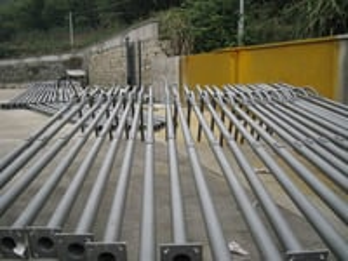Conical Steel Light Pole