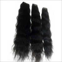 Raw Virgin Machine Weft