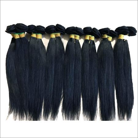 Straight Human Hair Weft