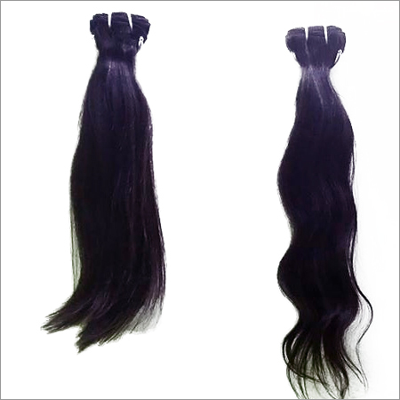 Machine Weft Natural Hair