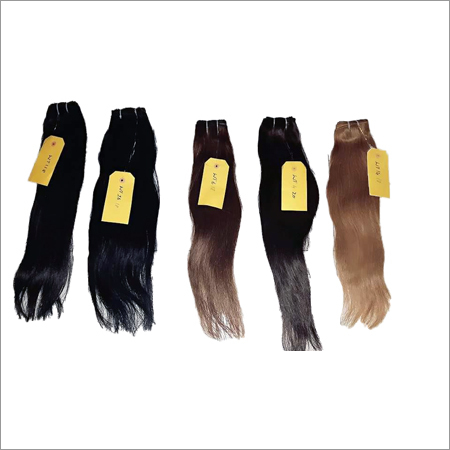 Virgin Remy Machine Weft