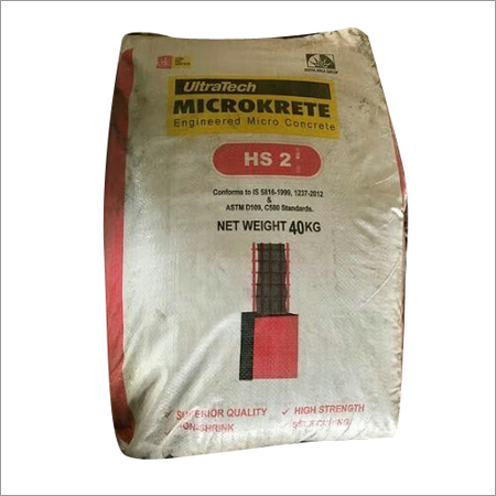 Micro Mix Concrete