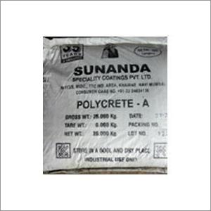 Polycrete A Micro Concrete