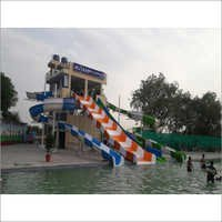 Family Water Park Slides