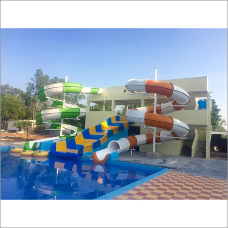 Pool Water Slides