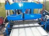 Sheet punching machine