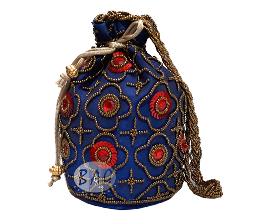 Embroidery Potli Bag