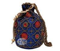 Embroidery Potli Bag