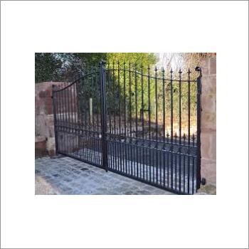 Industrial Steel Gates