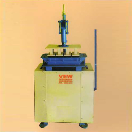 Manual Vibrating Model Bricks Plant