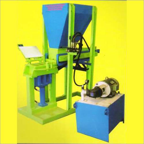 3-6 Block Lower Press Hydraulic Model Bricks Plant