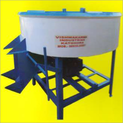 Pan Mixture Plant