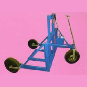 Hydraulics Bricks Trolley