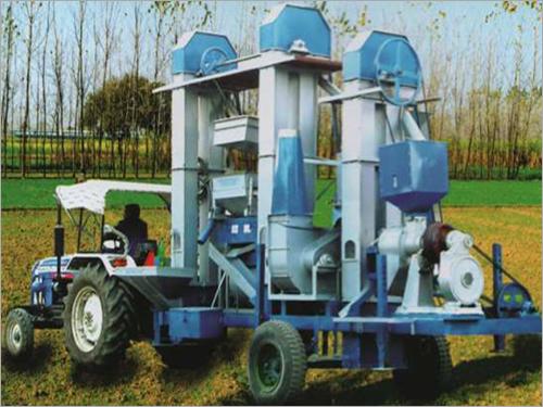 Tractor Model Mini Rice Plant
