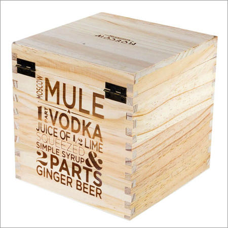 Wooden Gift Packaging Boxes