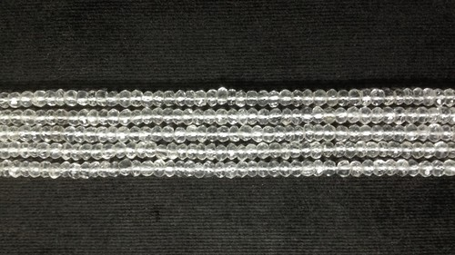 Crystal Faceted Beads
