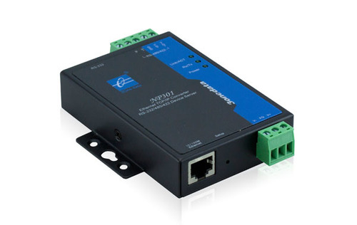RS-232/485/422 to Ethernet Converter