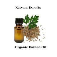 Organic Davana Oil